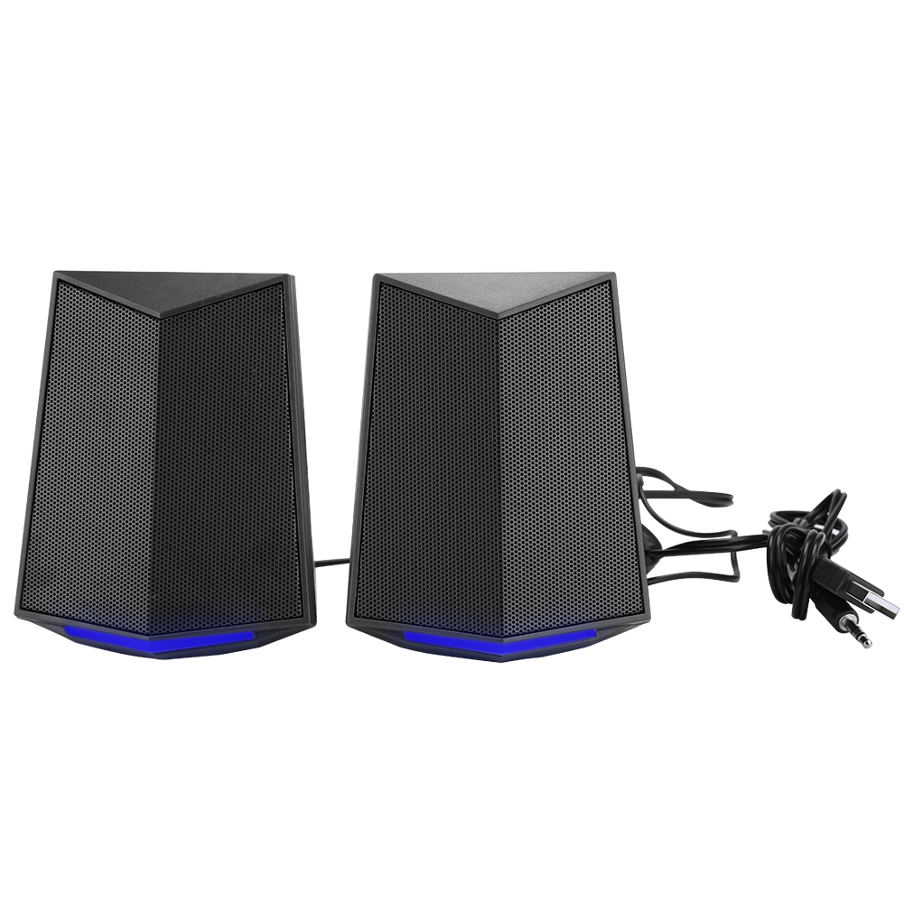 SADA-Bluetooth-Computer-Speaker-Desktop-Laptop-PC-Stereo-Subwoofer-Multimedia thumbnail 41