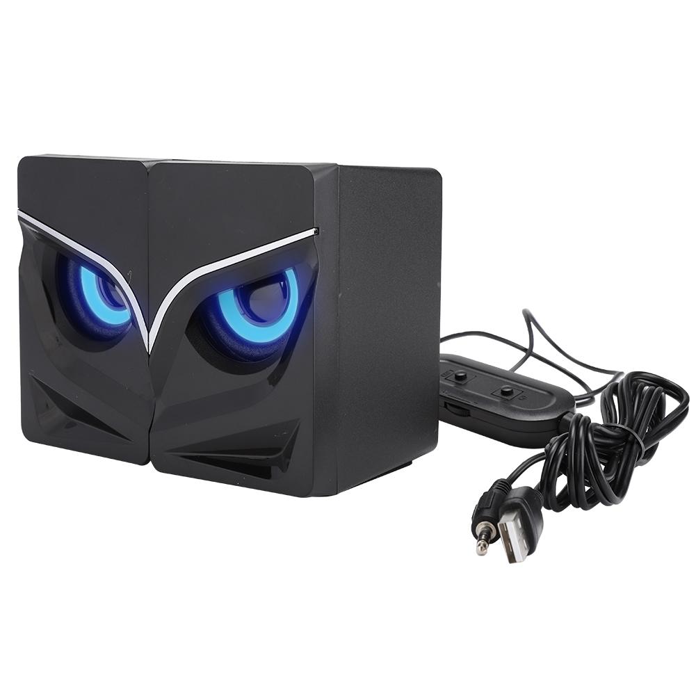 SADA-Bluetooth-Computer-Speaker-3-5mm-Desktop-Laptop-PC-Stereo-Bass-Subwoofer-SS thumbnail 29