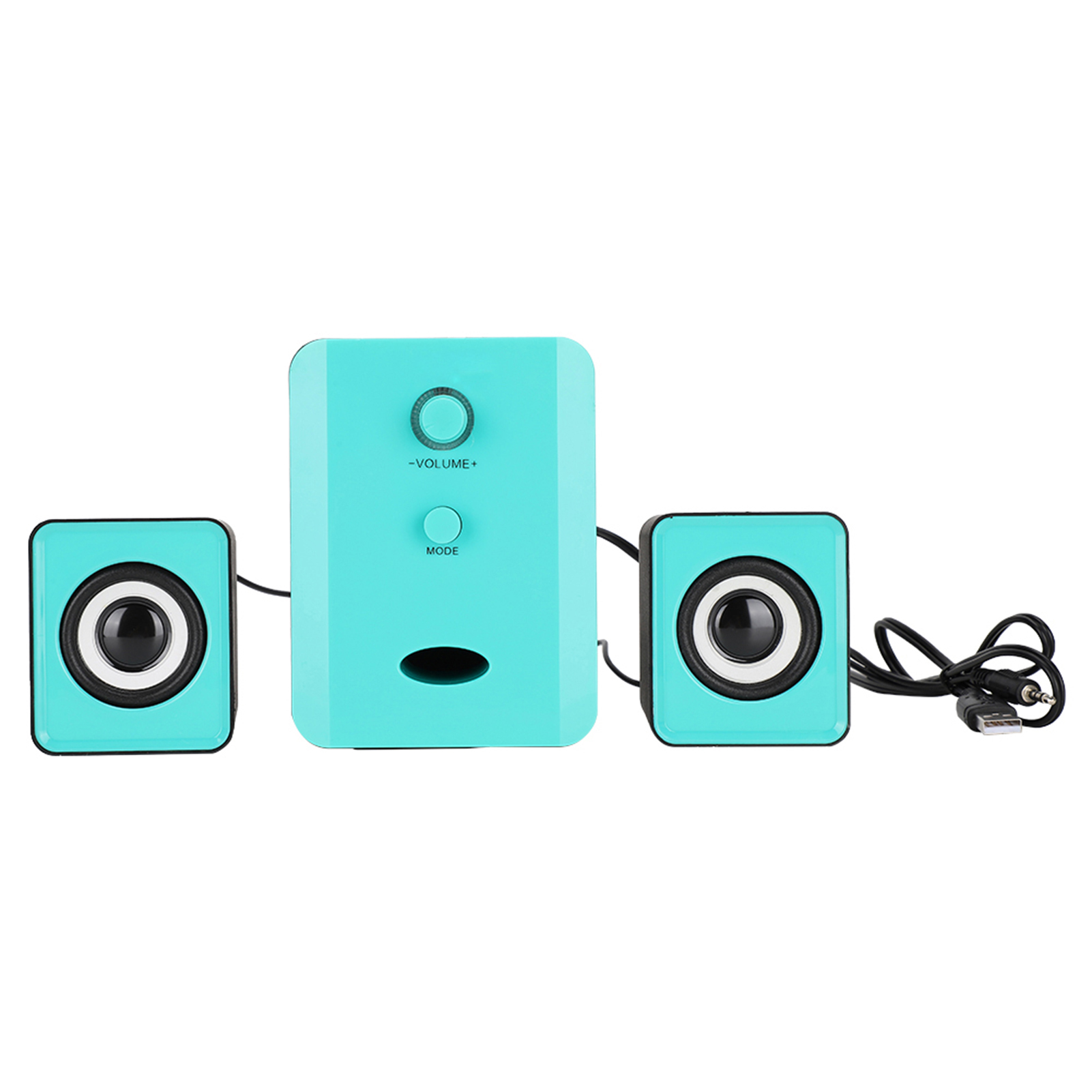 SADA-Bluetooth-Computer-Speaker-Desktop-Laptop-PC-Stereo-Subwoofer-Multimedia thumbnail 91