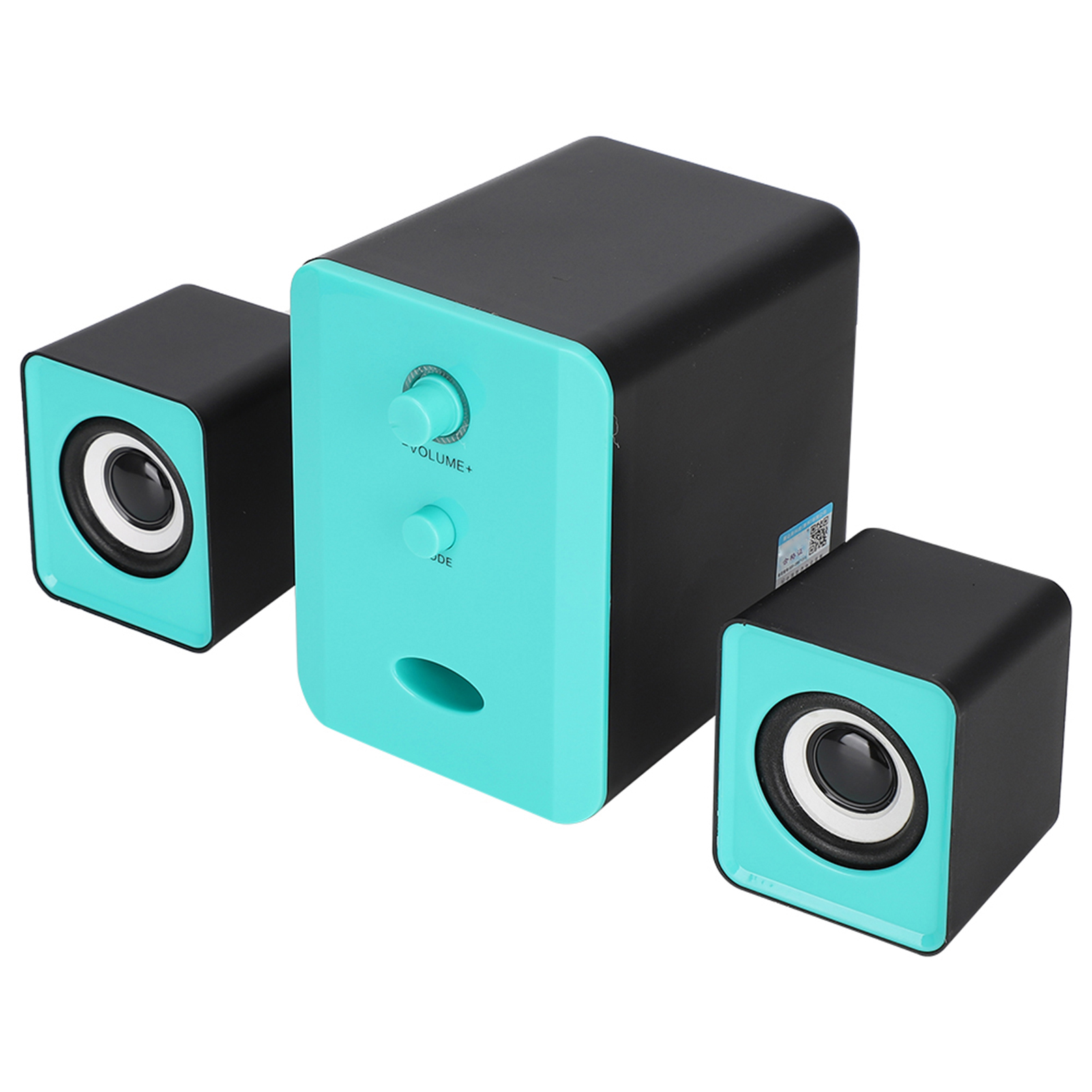 SADA-Bluetooth-Computer-Speaker-Desktop-Laptop-PC-Stereo-Subwoofer-Multimedia thumbnail 92