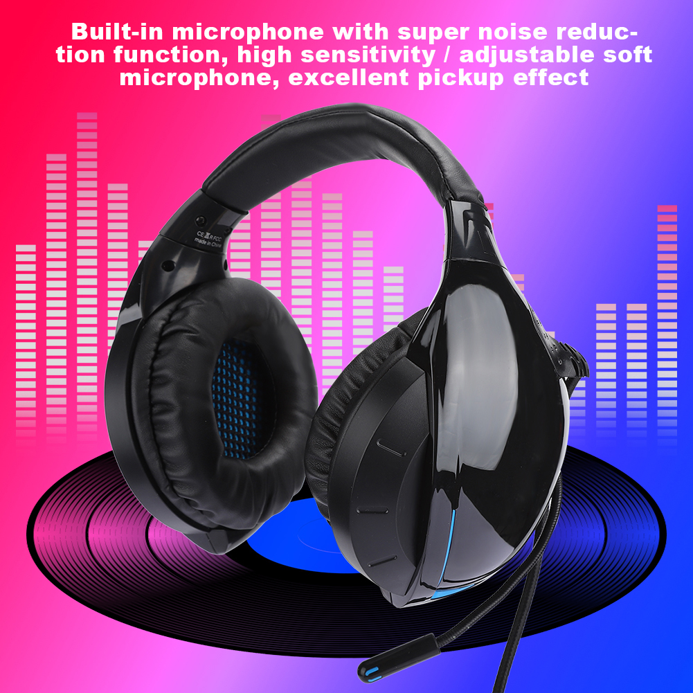 ONIKUMA-3-5mm-Wired-Gaming-Headset-Headband-Headphones-Mic-For-Xbox-One-PS4-PC thumbnail 20