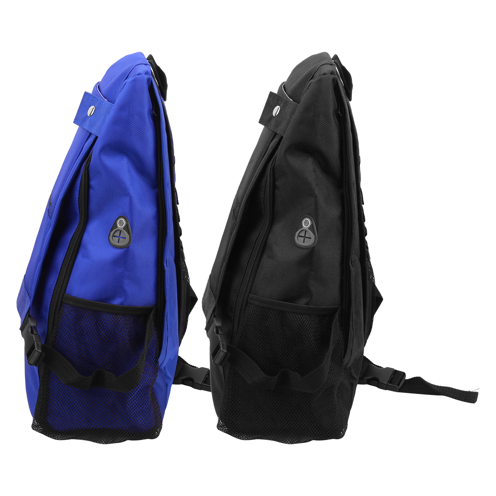 Oxford Cloth Fitness Yoga Backpack Messenger Bag Package Exercise Accessory