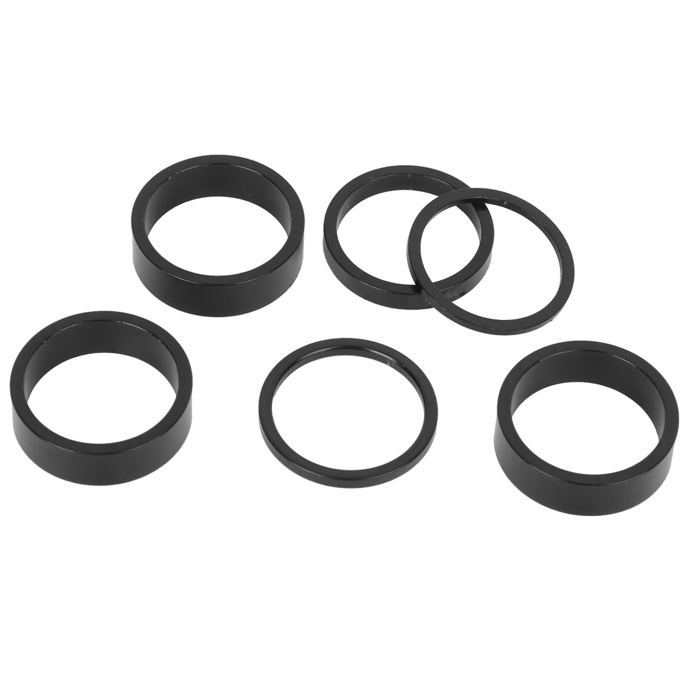 1Set Bicycle Headset Spacer Road Bike Headset Washers Front Stem Fork Spac g I