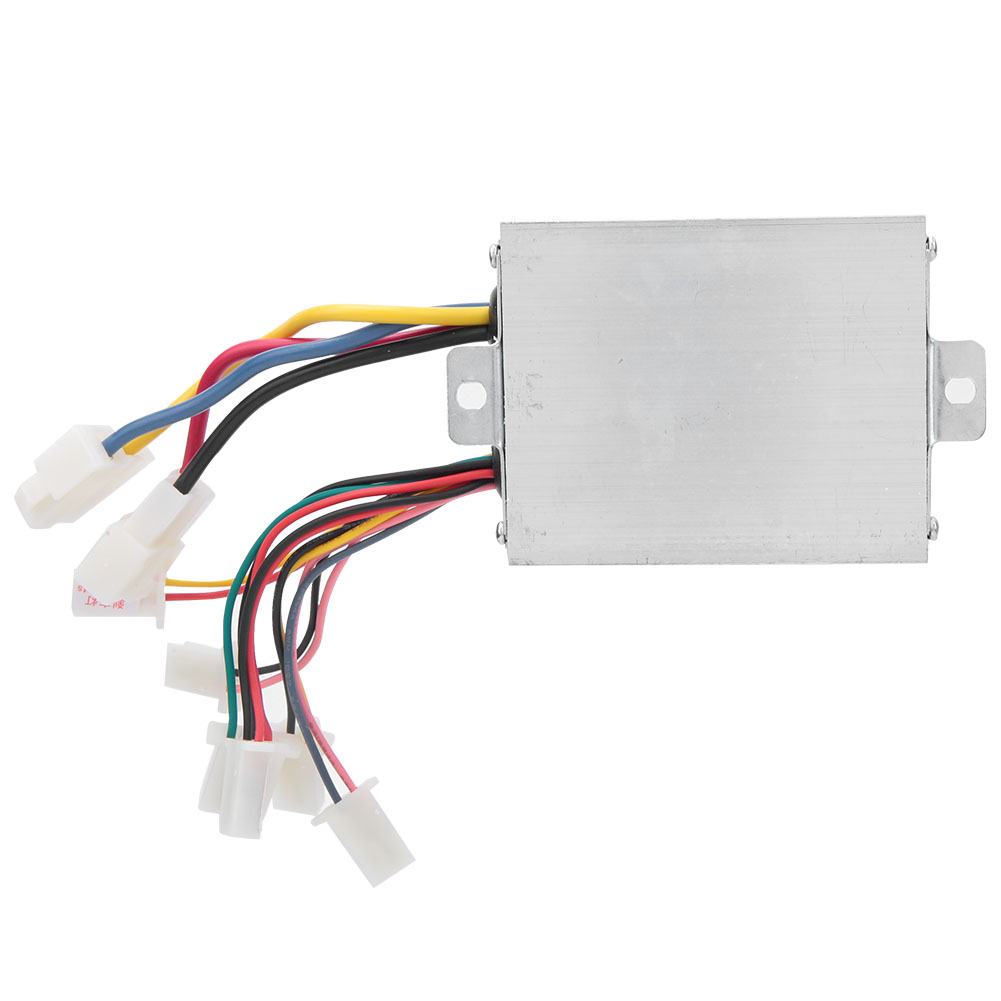 DC-12V-Motor-Brushed-Speed-Controller-Throttle-Grip-For-Electric-Bicycle-Scooter thumbnail 22