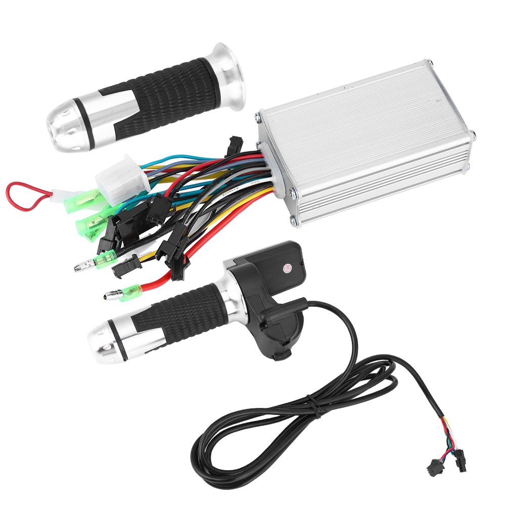 450W 24-60V Ebike Scooter Brushless Controller Steuergerät Wasserdicht Mit LCD