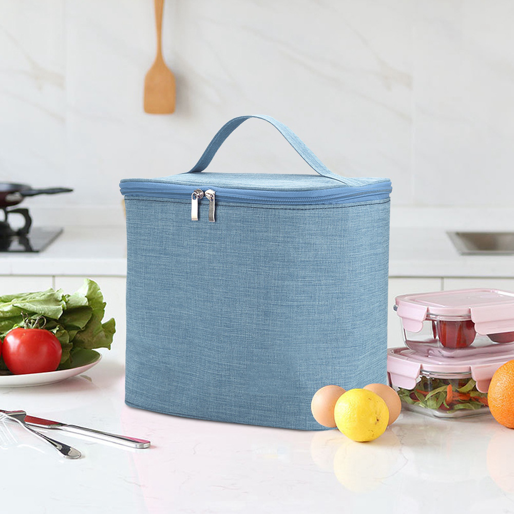 Portable-Lunch-Bag-Insulated-Thermal-Bags-Outdoor-Picnic-Travel-Food-Box-Bag thumbnail 36