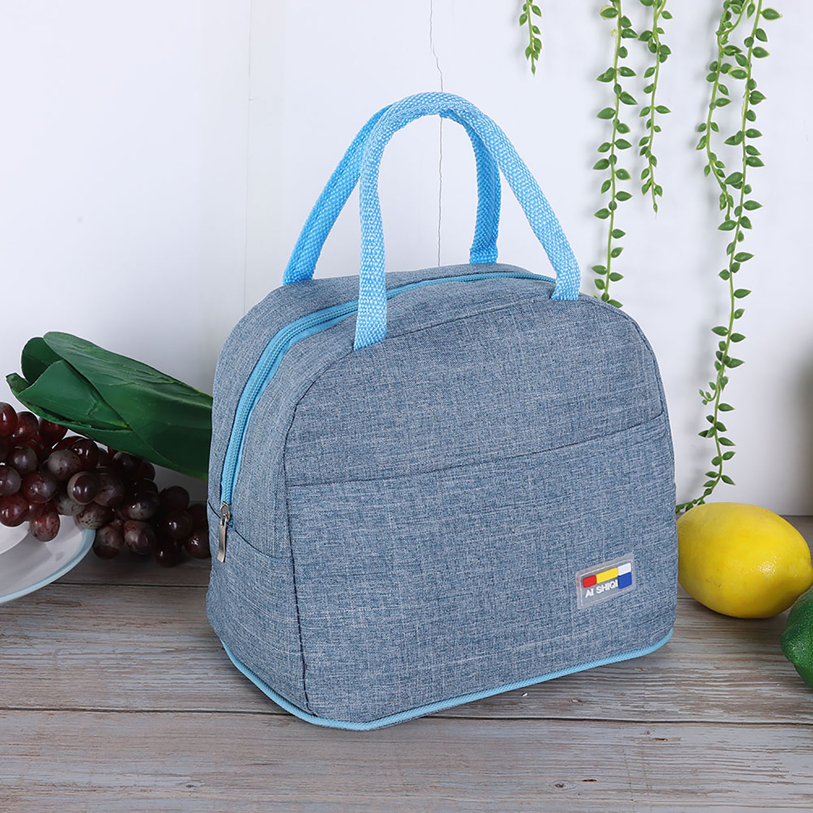Portable-Lunch-Bag-Insulated-Thermal-Bags-Outdoor-Picnic-Travel-Food-Box-Bag thumbnail 30