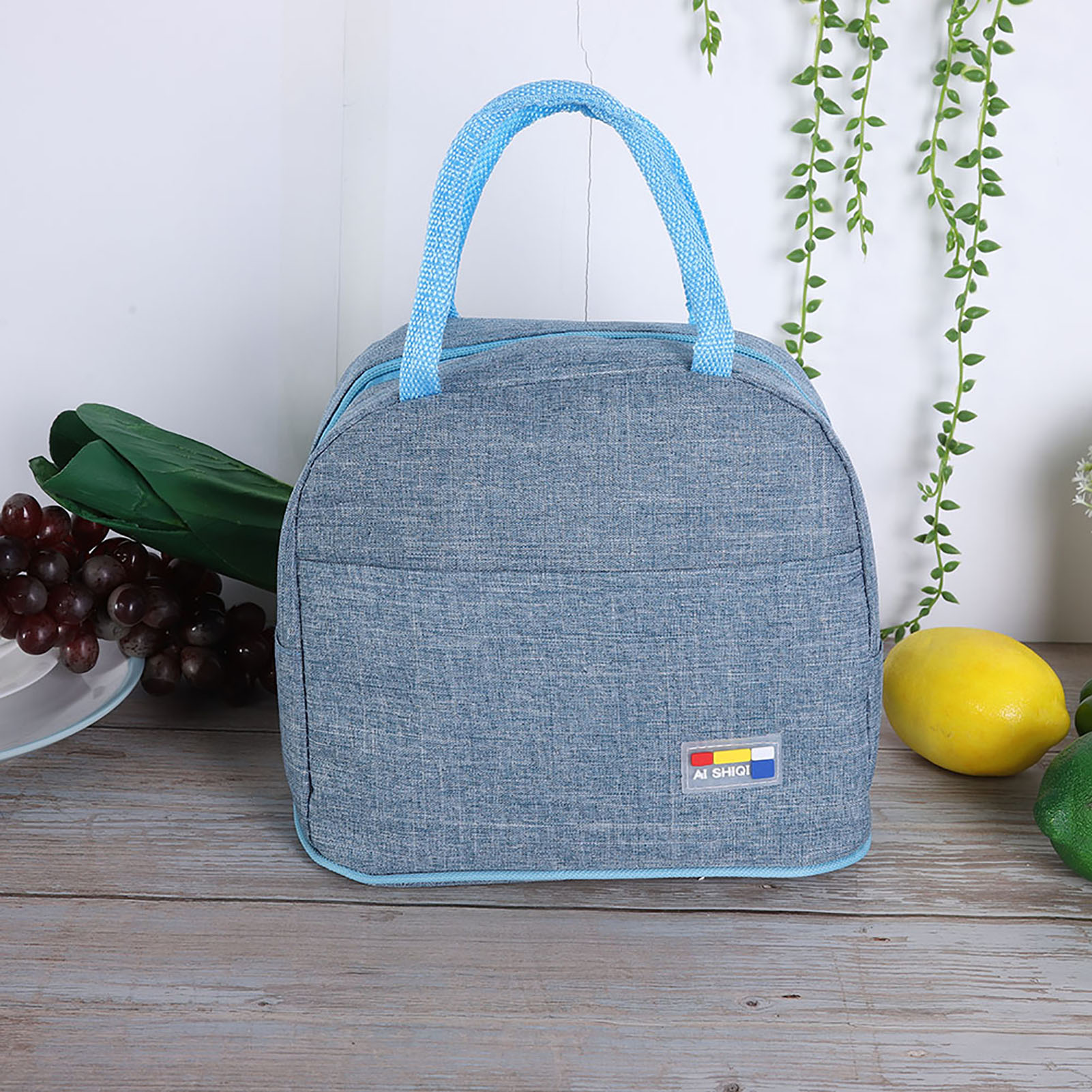 Portable-Lunch-Bag-Insulated-Thermal-Bags-Outdoor-Picnic-Travel-Food-Box-Bag thumbnail 31