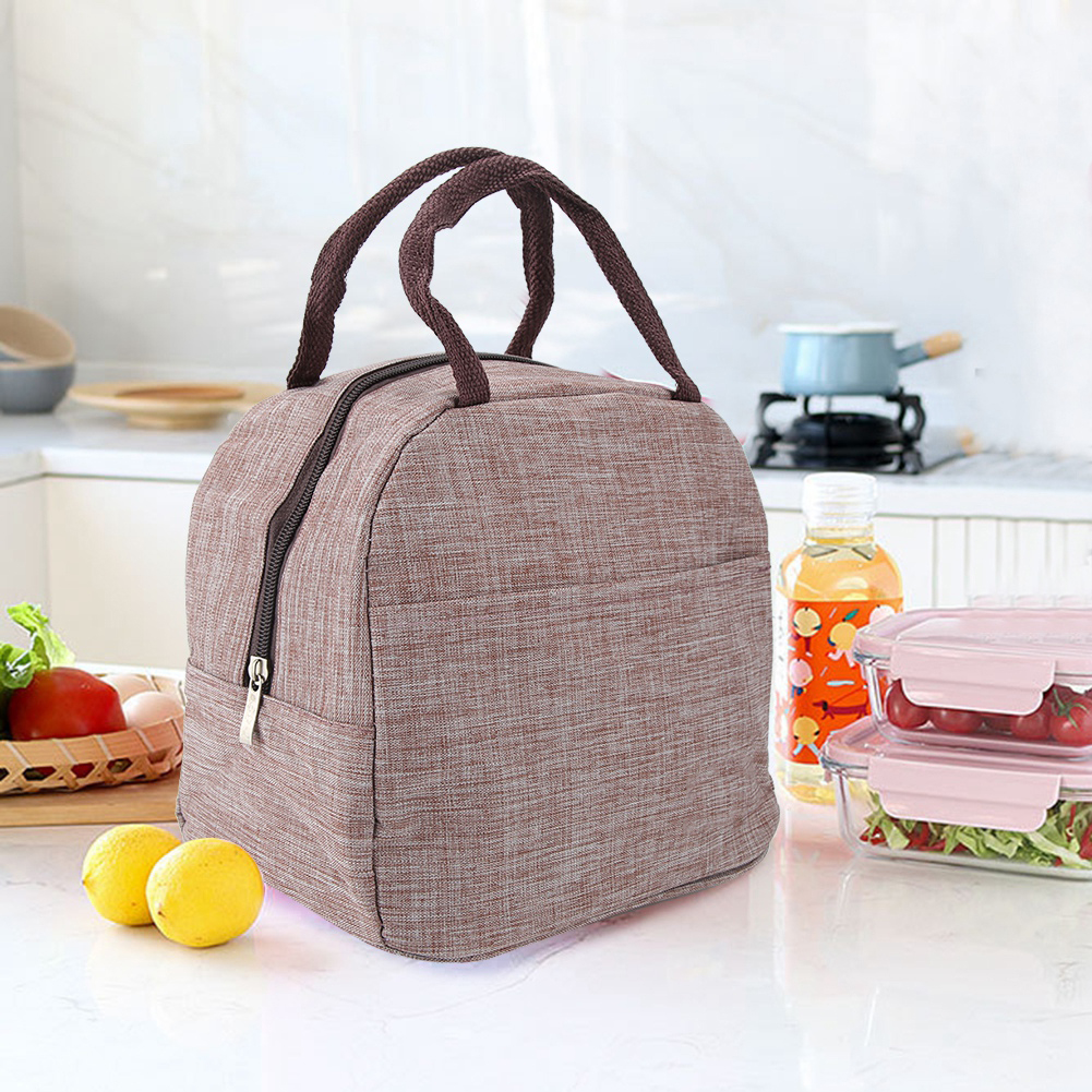 Portable-Lunch-Bag-Insulated-Thermal-Bags-Outdoor-Picnic-Travel-Food-Box-Bag thumbnail 26