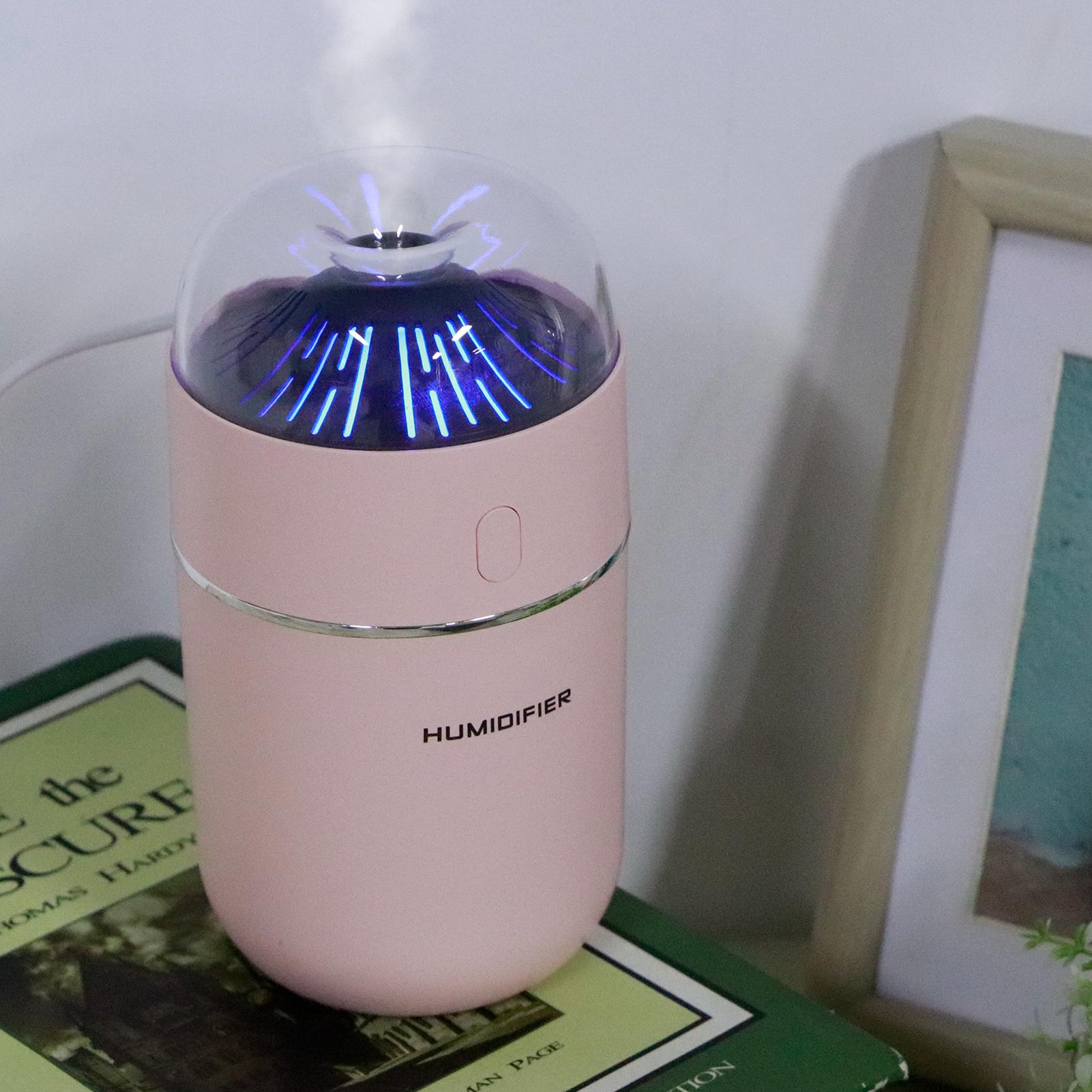 320ml portable small humidifier mini desktop usb mist