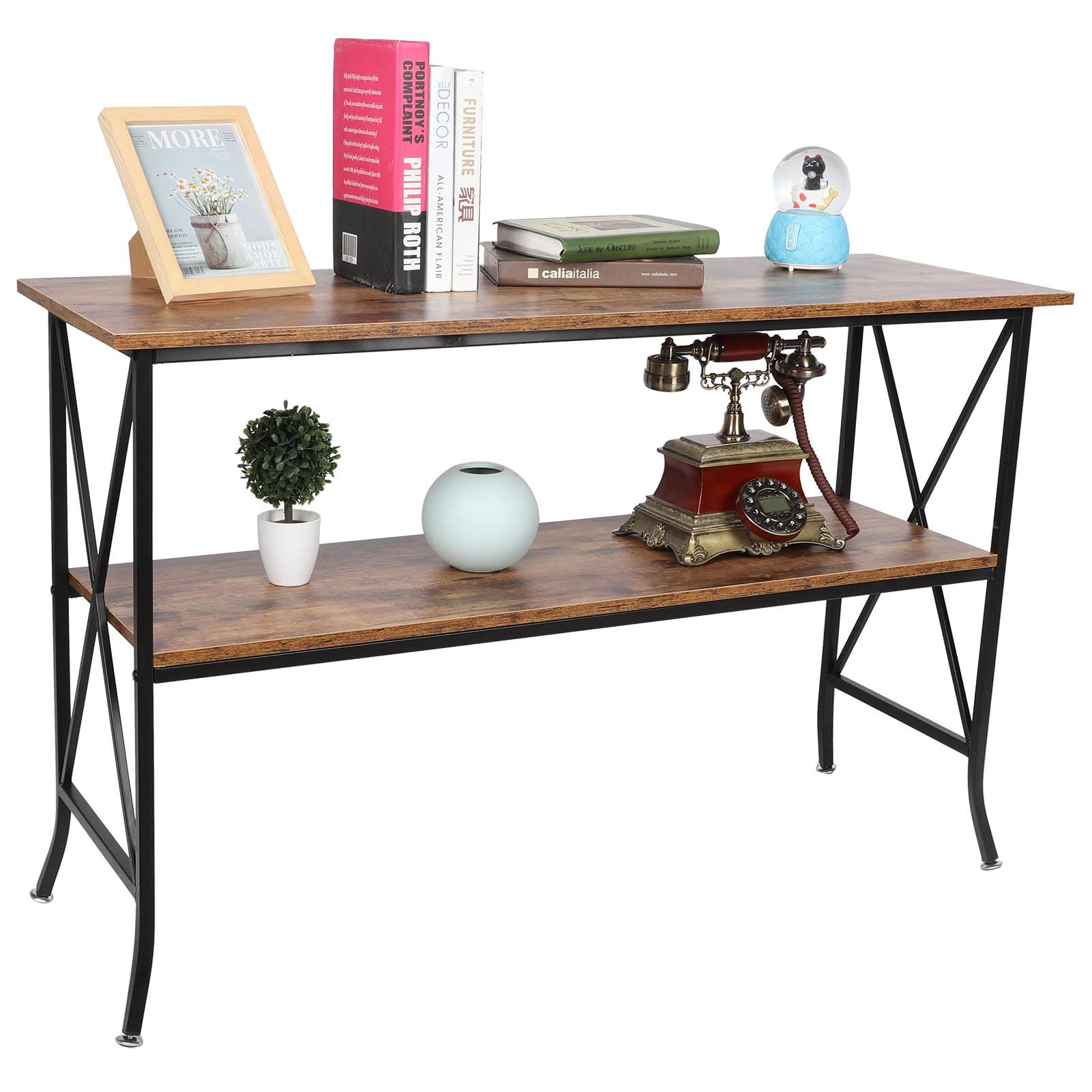Table de Console Table d'Appoint Table d'entrée Table de Salon pour Entré