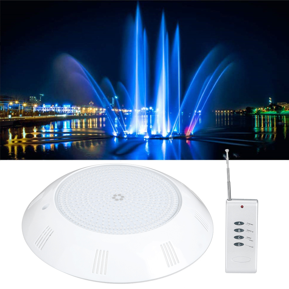 thumbnail 14 - Swimming Pool Wall Light Colorful Remote Control Underwater Lights AC 12V 18-45W