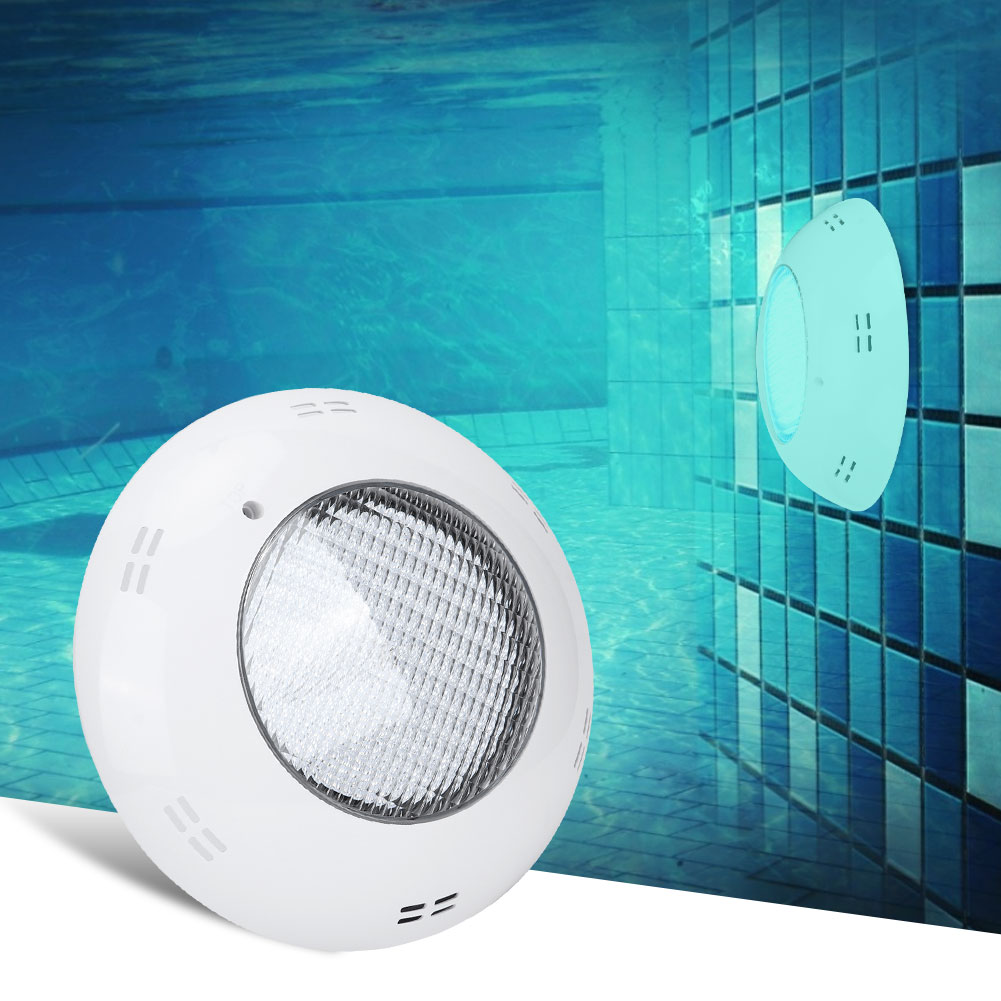 thumbnail 22 - Swimming Pool Wall Light Colorful Remote Control Underwater Lights AC 12V 18-45W