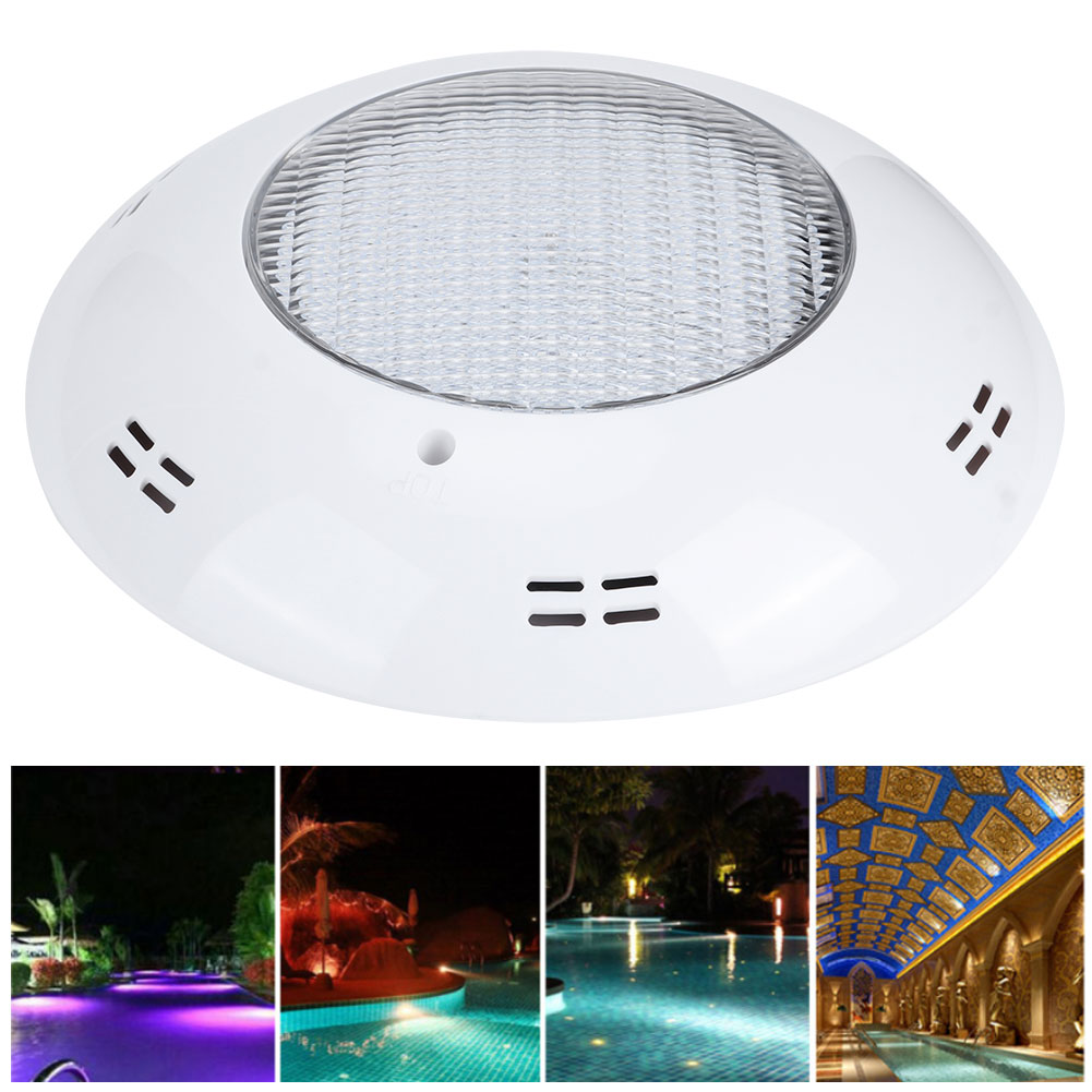 thumbnail 24 - Swimming Pool Wall Light Colorful Remote Control Underwater Lights AC 12V 18-45W