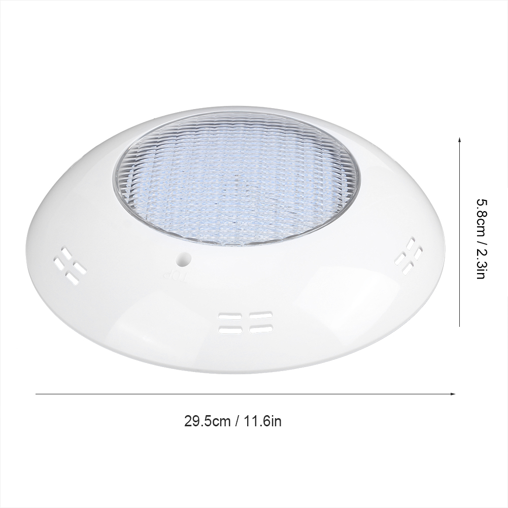 thumbnail 32 - Swimming Pool Wall Light Colorful Remote Control Underwater Lights AC 12V 18-45W