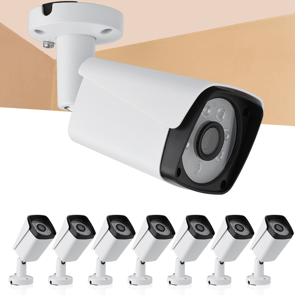 8x-8CH-AHD-DVR-CCTV-IR-Cut-Security-IR-Camera-System-Home-Outdoor-Surveillance miniature 20
