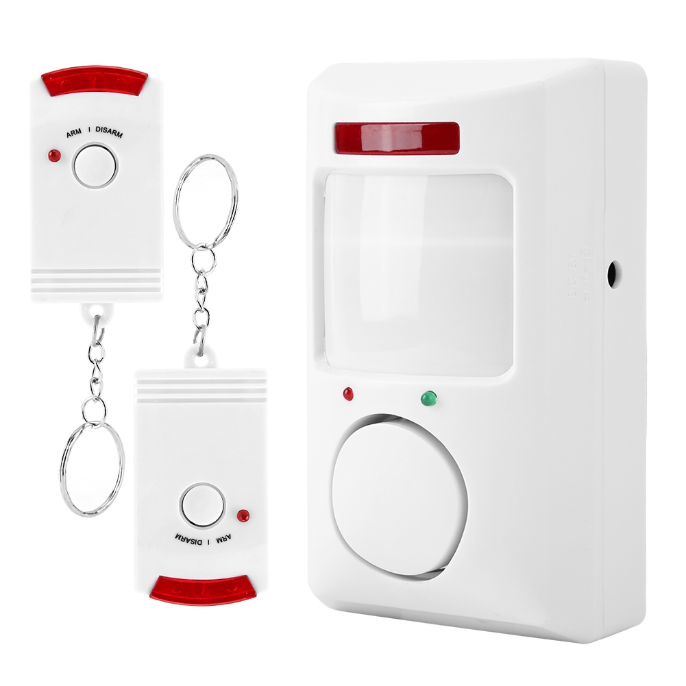 Remote-Control-Alarm-Wireless-Window-Door-Gate-Entry-Magnetic-Alarm-Detector thumbnail 17
