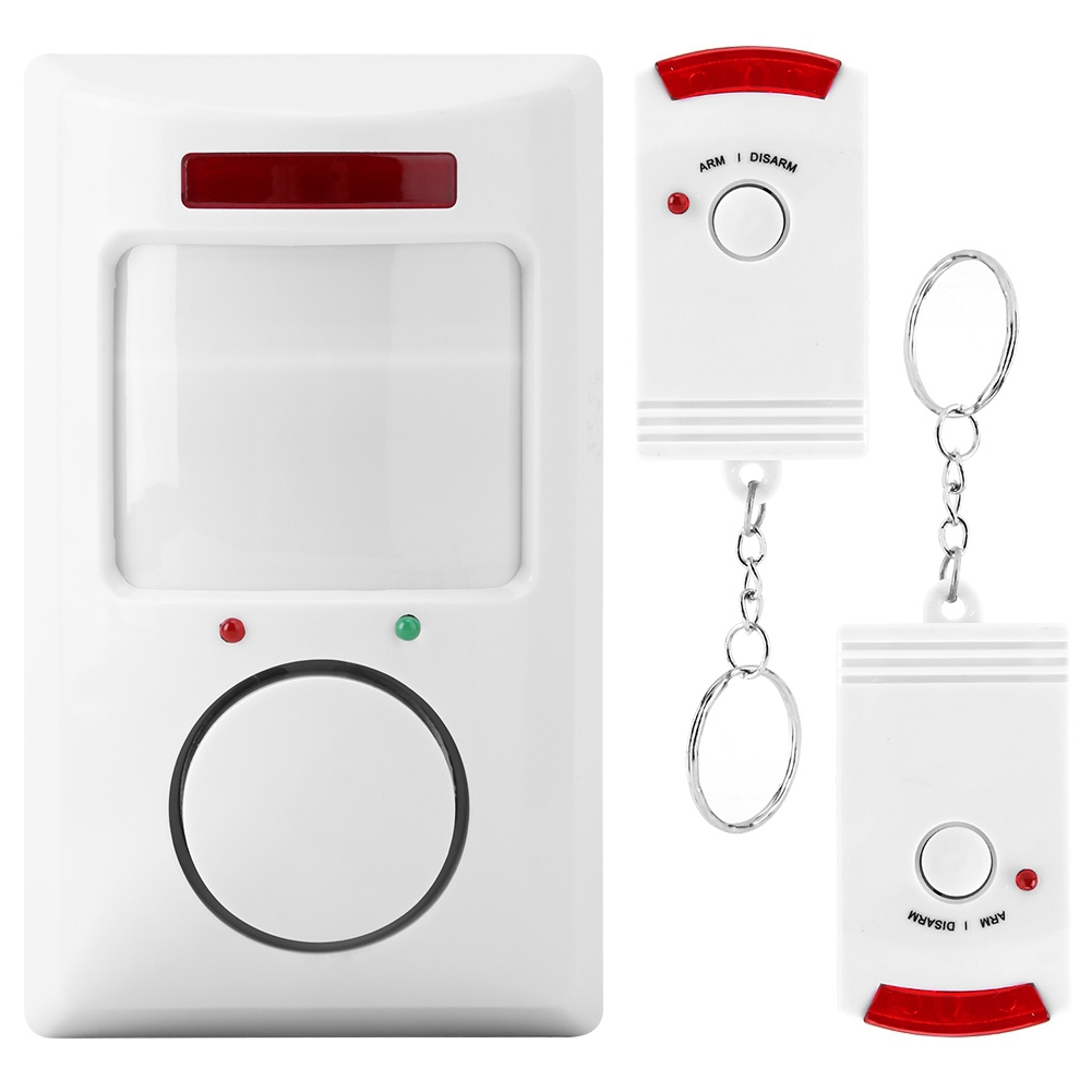 Remote-Control-Alarm-Wireless-Window-Door-Gate-Entry-Magnetic-Alarm-Detector thumbnail 18