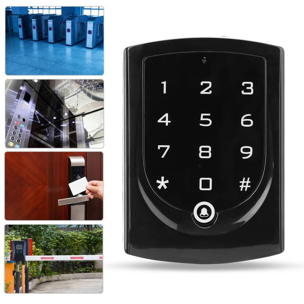 Lettore-di-controllo-accessi-porta-IC-ID-Card-Password-Tastiera-Sistema-di miniatura 14