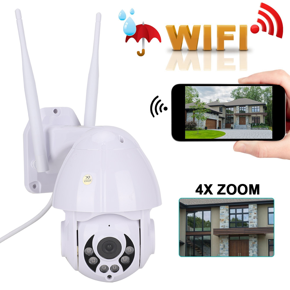 720P-4CH-CCTV-Security-Camera-System-HD-DVR-AHD-Surveillance-Outdoor-Waterproof miniature 27