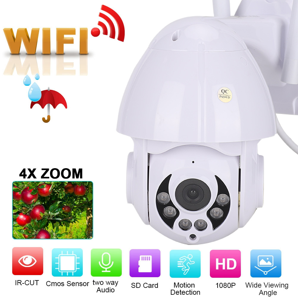 720P-4CH-CCTV-Security-Camera-System-HD-DVR-AHD-Surveillance-Outdoor-Waterproof miniature 28