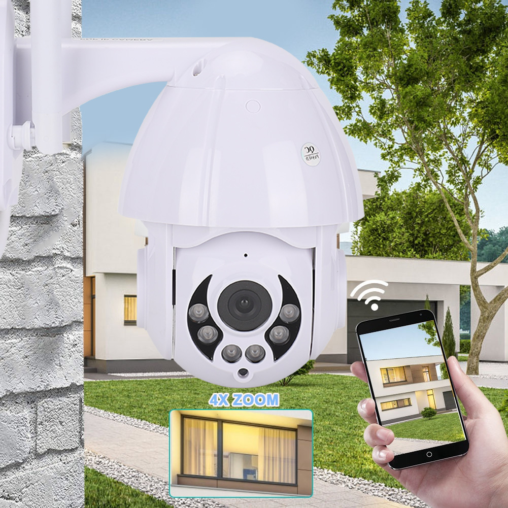 720P-4CH-CCTV-Security-Camera-System-HD-DVR-AHD-Surveillance-Outdoor-Waterproof miniature 31