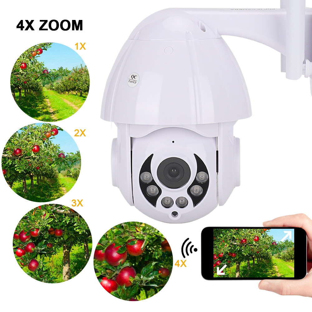 720P-4CH-CCTV-Security-Camera-System-HD-DVR-AHD-Surveillance-Outdoor-Waterproof miniature 32