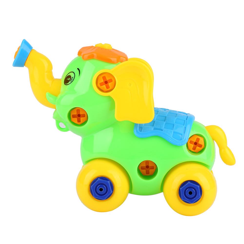 Kids Children Baby Boy Disassembly Assembly Car Animal ...