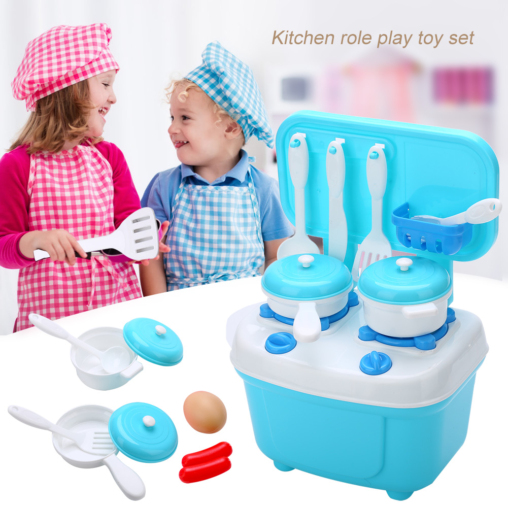 16Pcs/Set Kids Kitchen Cooking Vegetable Pretend Role Play Light ...