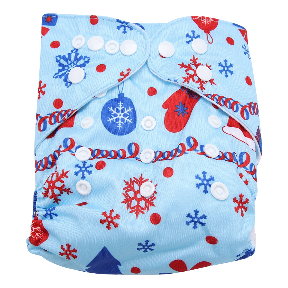 Reusable-Infant-Swim-Diaper-Washable-Pocket-Cloth-Hook-Loop-Size-Adjustable thumbnail 53