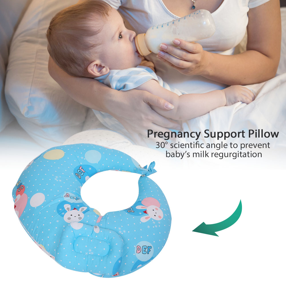 U-Pillow-Nursing-Support-Baby-Matern-Ity-Pregnancy-Shape-Feeding-Maternity-Body thumbnail 14