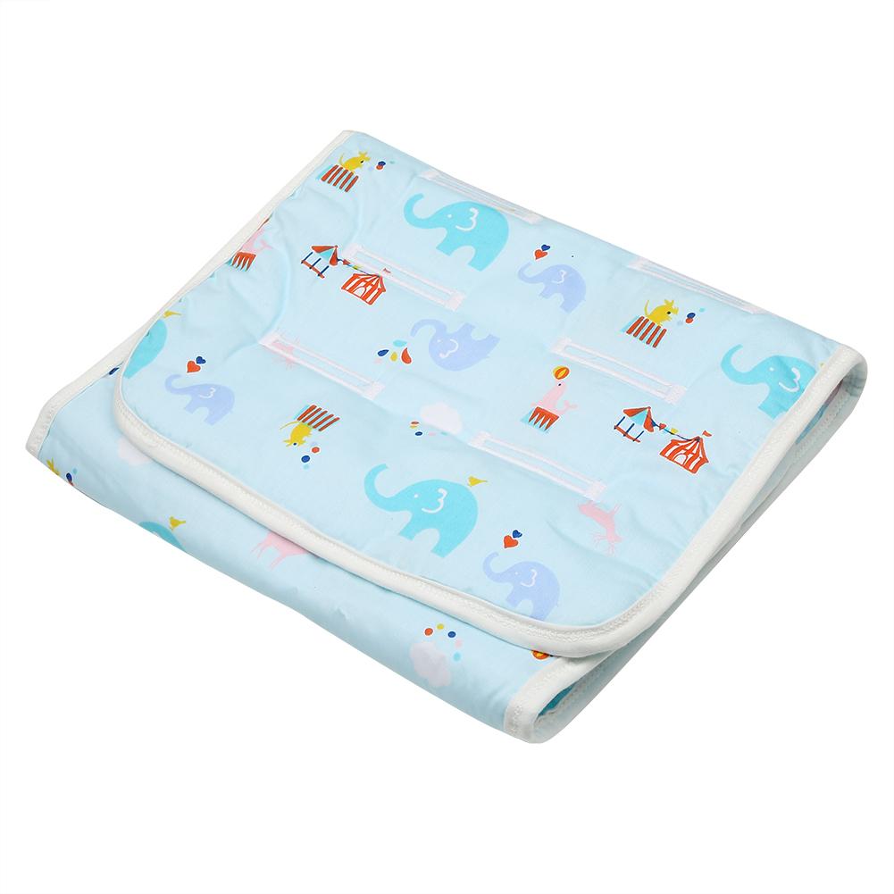 Baby-Pram-Pushchair-Stroller-Liner-Pad-Matress-Cover-Chair-Car-Cotton-Cushion thumbnail 12