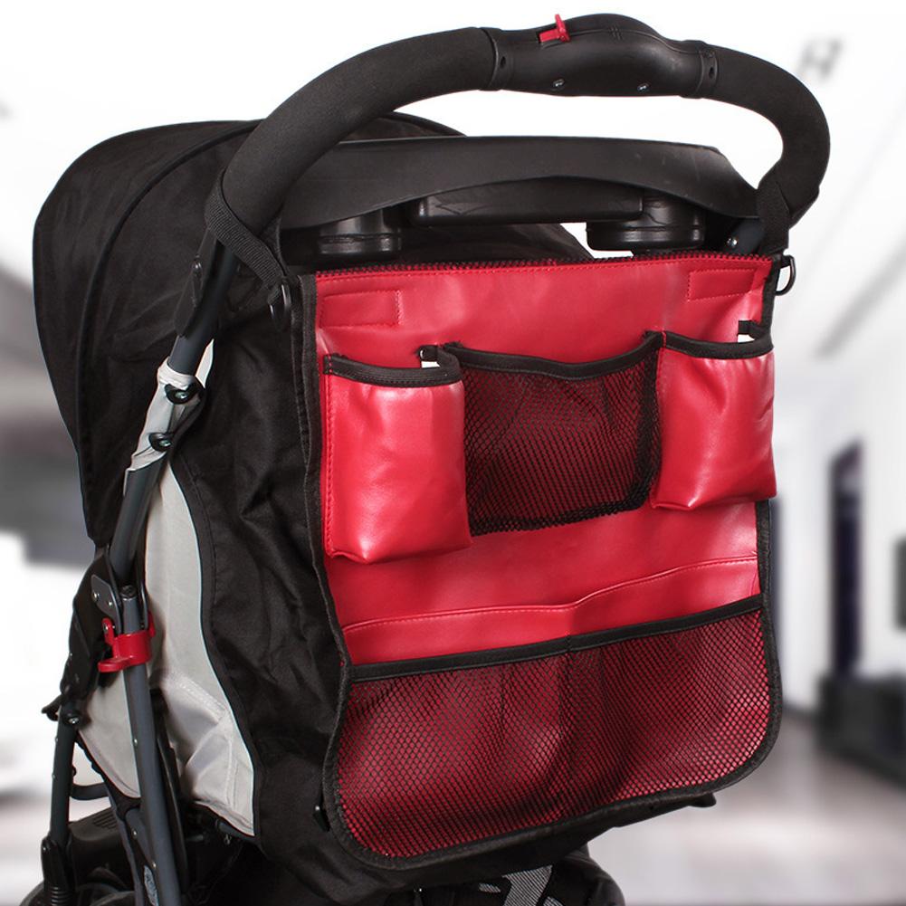 Car-Seat-Back-Organizer-Multi-Functional-Phone-Umbrella-Drink-Storage-Bag thumbnail 12