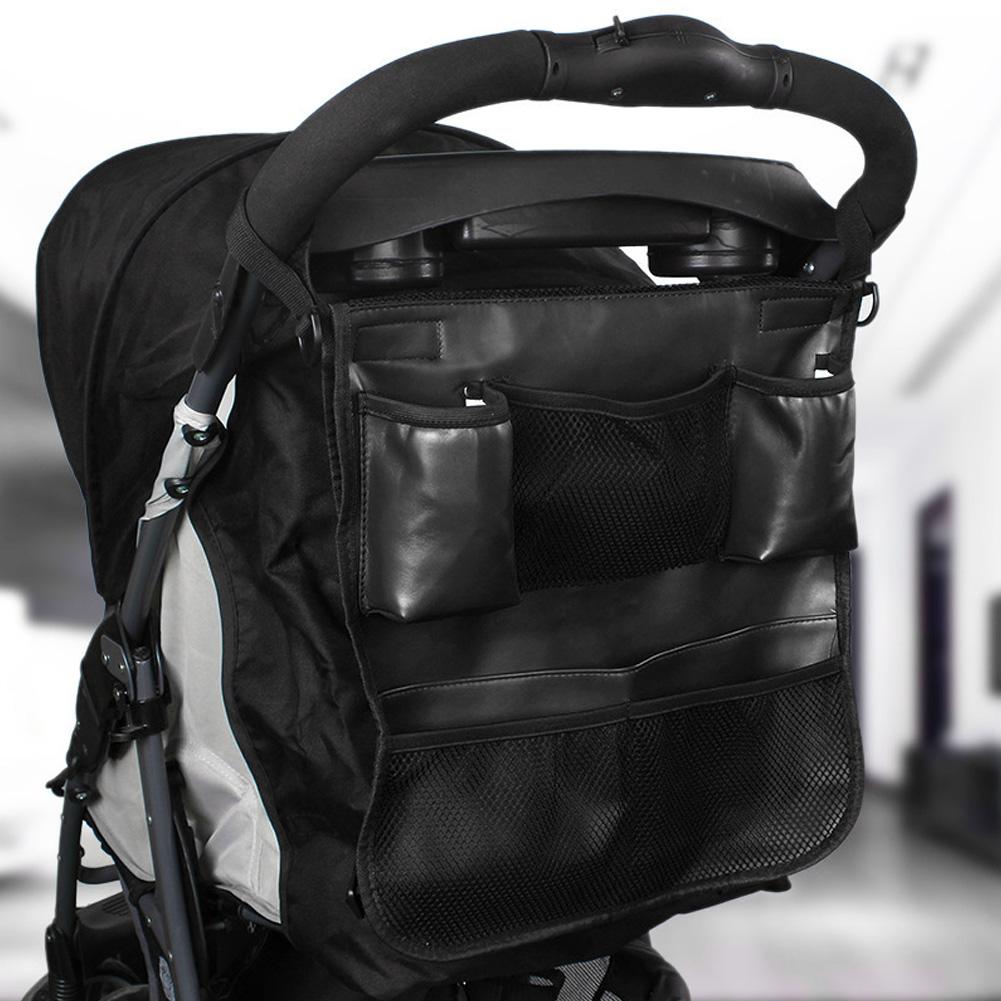 Car-Seat-Back-Organizer-Multi-Functional-Phone-Umbrella-Drink-Storage-Bag thumbnail 15
