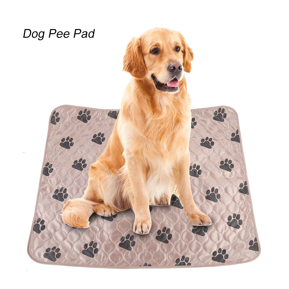 3Size-Washable-Reusable-Dog-Training-Puppy-Pee-Pads-Piddle-Potty-Brown-Red
