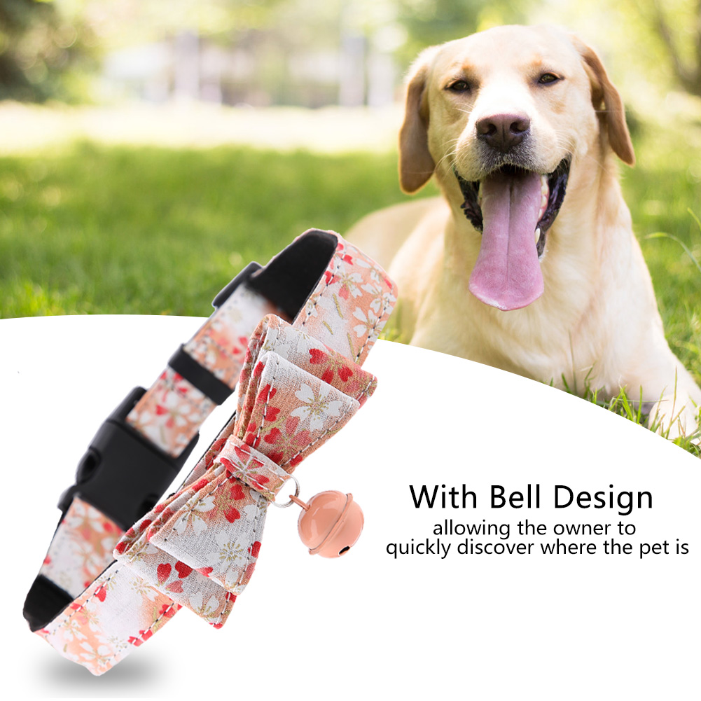 Colorful-Leather-Personalized-Engraved-Dog-Collar-Puppy-Cat-Pet-Collars-ID-Tag thumbnail 18