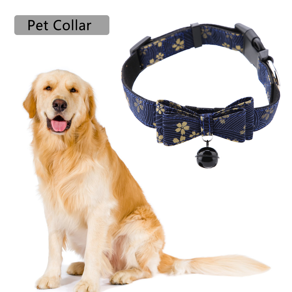 Colorful-Leather-Personalized-Engraved-Dog-Collar-Puppy-Cat-Pet-Collars-ID-Tag thumbnail 26