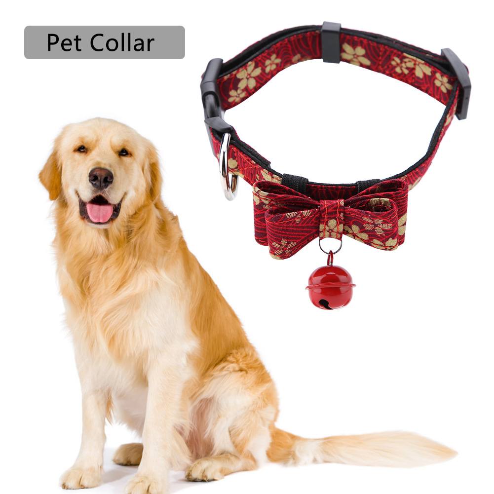 Colorful-Leather-Personalized-Engraved-Dog-Collar-Puppy-Cat-Pet-Collars-ID-Tag thumbnail 35