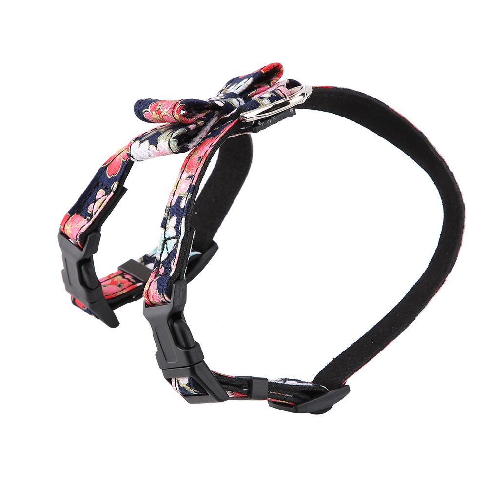 1-Dog-Harness-Bowknot-Adjustable-Soft-Bow-Tie-Puppy-Vest-Strap-Lead thumbnail 14