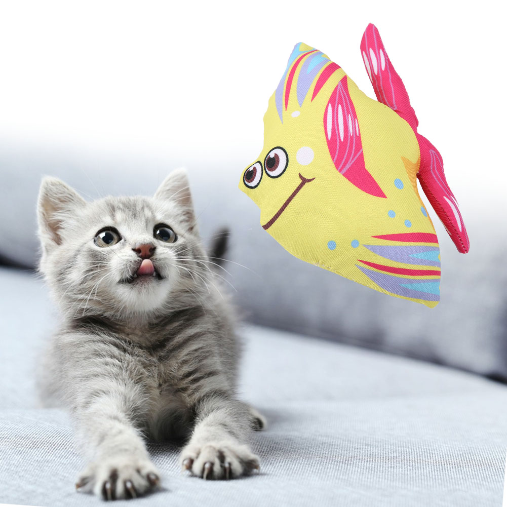 Multi-Funny-Pet-Cat-Kitten-Toy-Mouse-Teaser-Wand-Feather-Rod-Cat-Play-Toys-Lot miniature 38