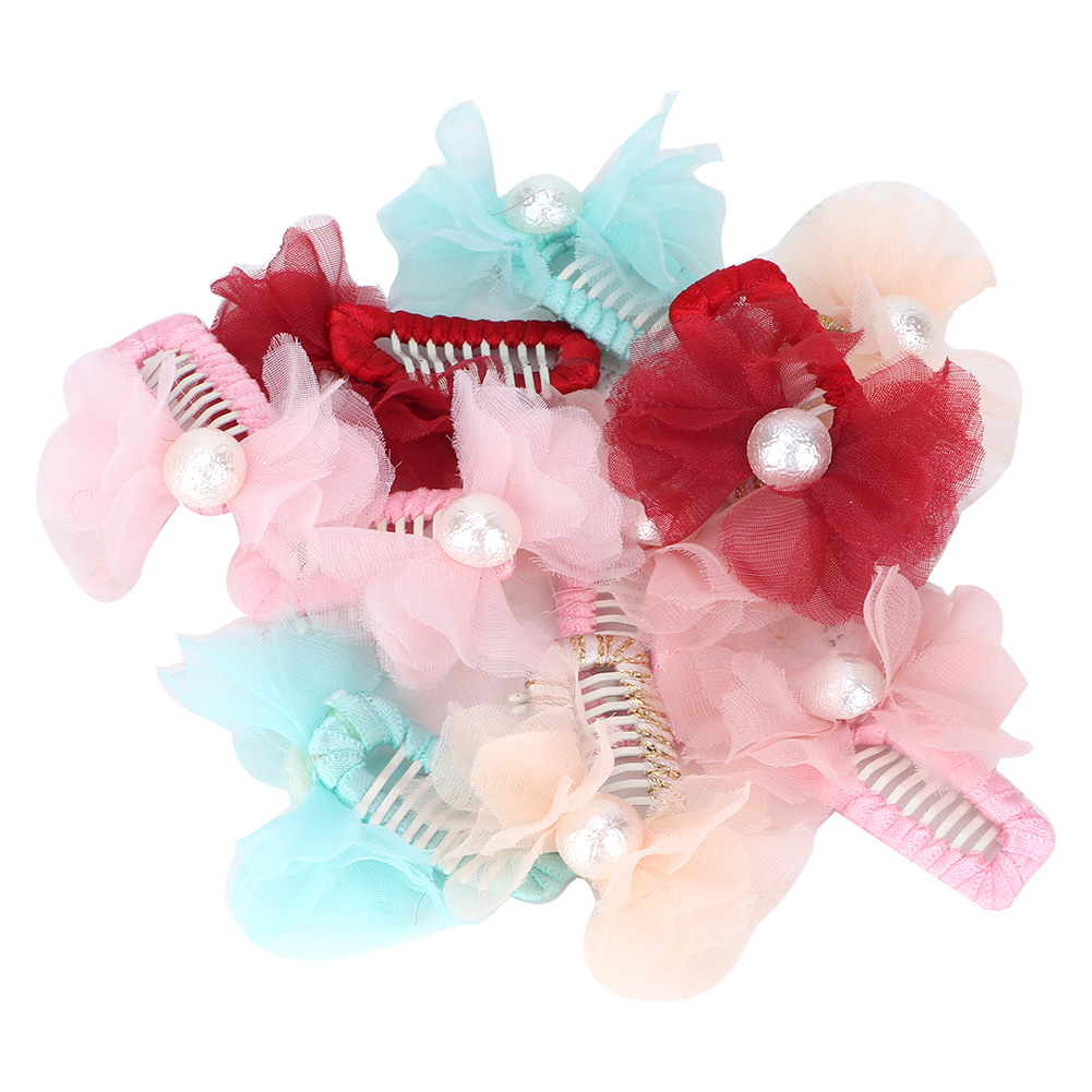 10-20-30Pcs-Pet-Dog-Hair-Bow-Rubber-Band-Small-Cat-Puppy-Bowknot-Grooming thumbnail 29