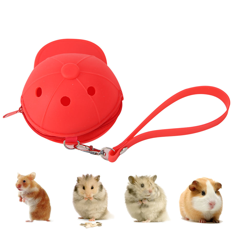 Hot-Pet-Travel-Bag-Outdoor-Portable-Hamster-Carrier-Rat-Small-Animal-Carrier thumbnail 15