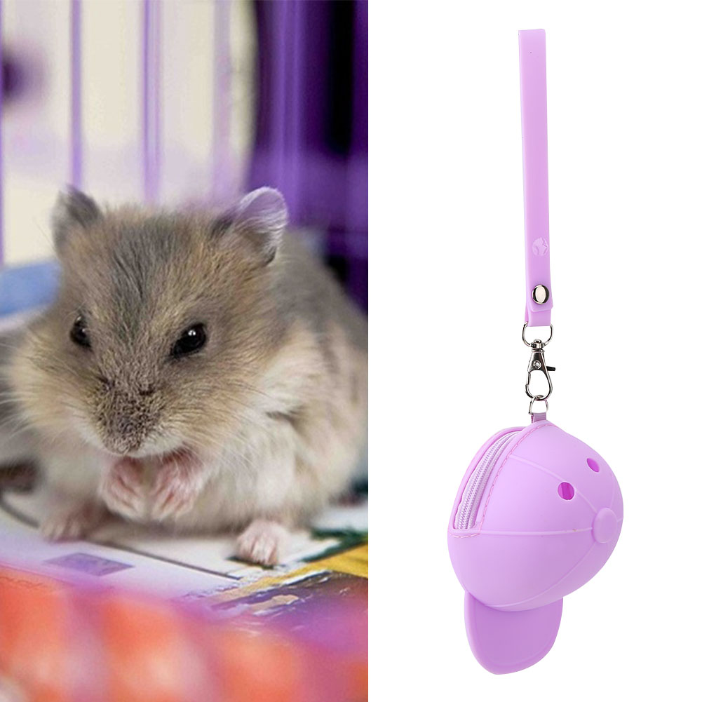 Hot-Pet-Travel-Bag-Outdoor-Portable-Hamster-Carrier-Rat-Small-Animal-Carrier thumbnail 17