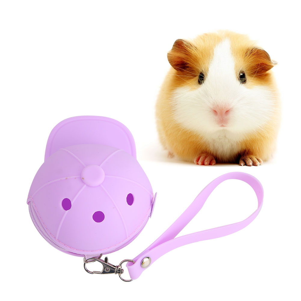 Hot-Pet-Travel-Bag-Outdoor-Portable-Hamster-Carrier-Rat-Small-Animal-Carrier thumbnail 18