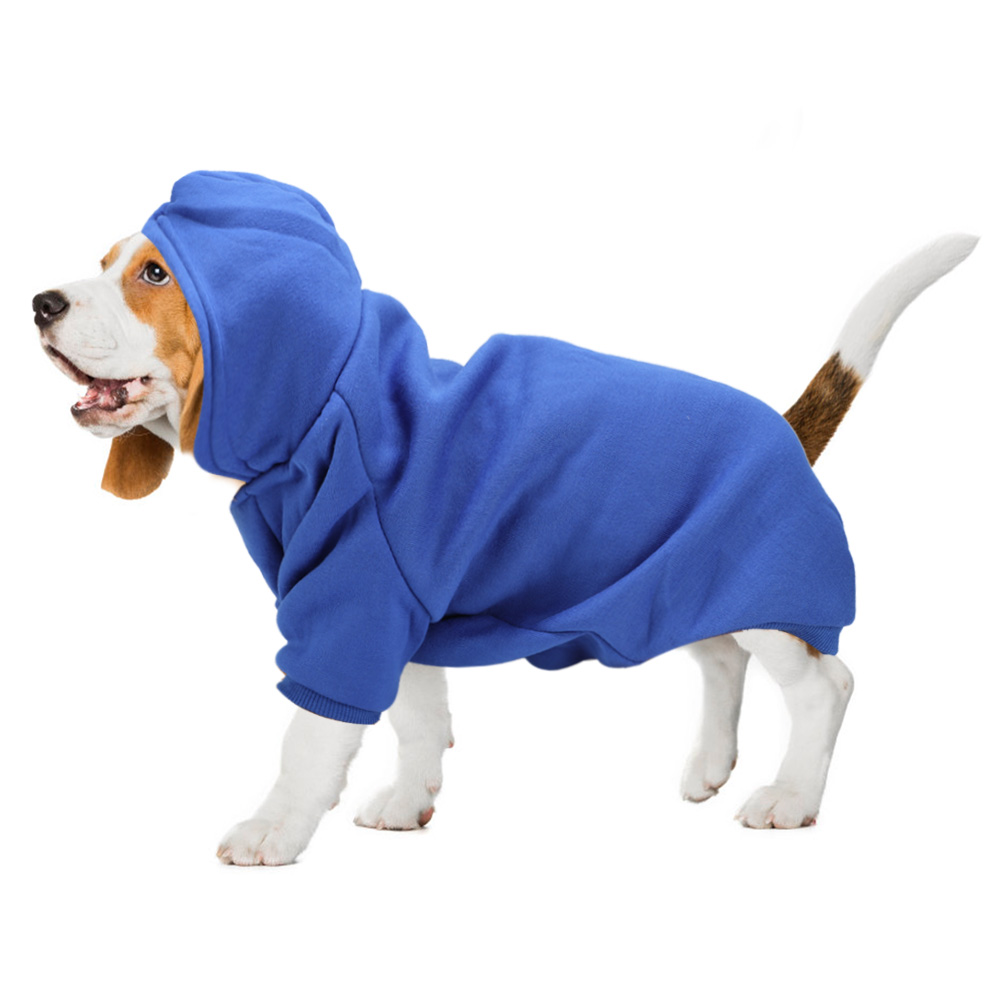 Pet-Dog-Puppy-Warm-Winter-Soft-Sweater-Hoodie-Jumpsuit-Coat-Clothes-Outwear thumbnail 30