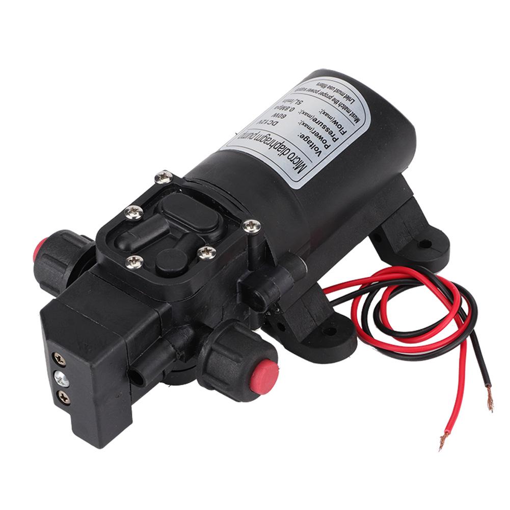 12V Hochdruck Druckwasserpumpe Schmutz Wasserpumpe