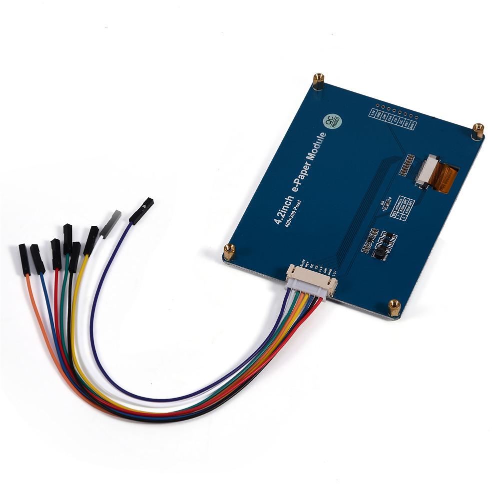 Module-d-039-Affichage-E-Ink-4-2-034-Angle-de-vue-gt-170-pour-Raspberry-Pi-Arduino
