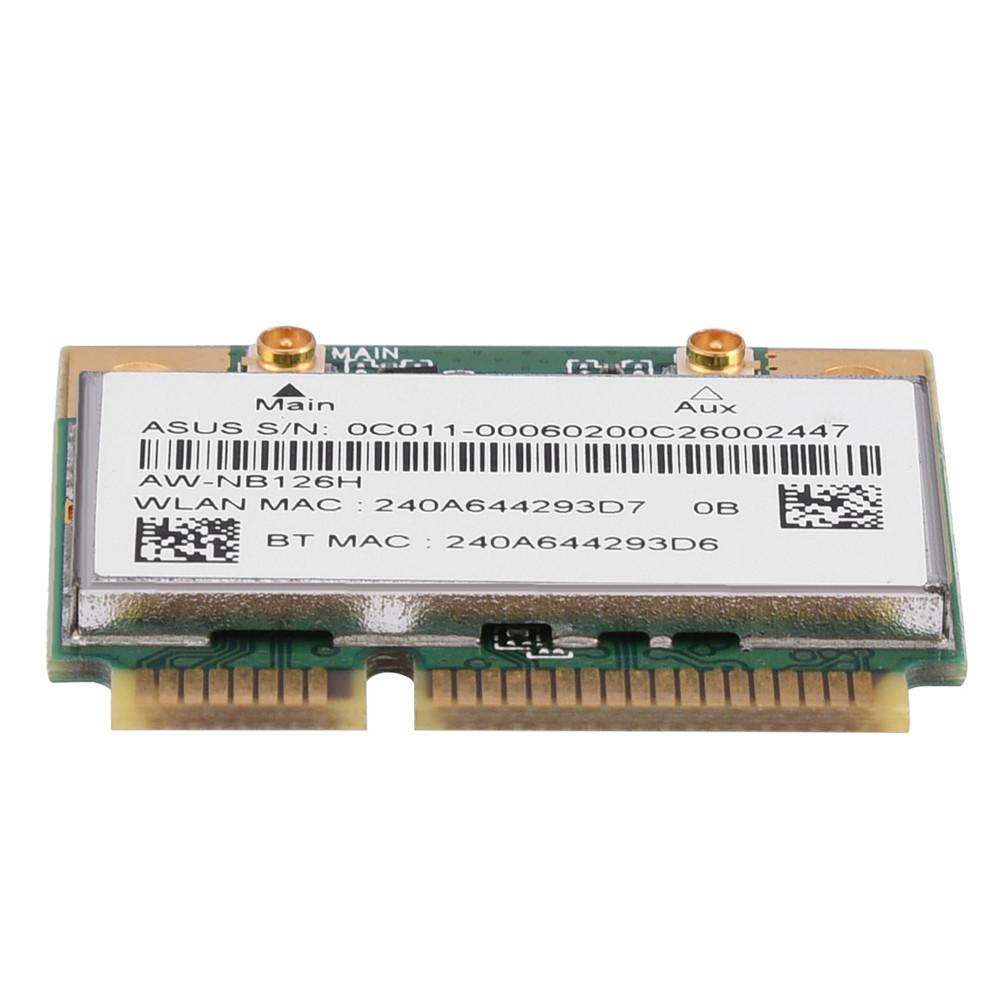 Wireless WiFi Adapter 300Mbps Bluetooth4.0 Mini PCI-E Card 2