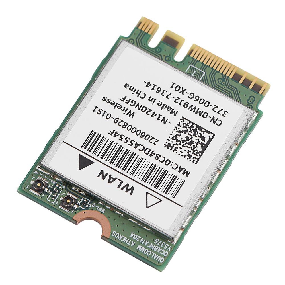N1420-Bluetooth-4-0-Netzwerkkarte-WLAN-Karte-Wifi-Card-fuer-Dell-Alienware-XPS