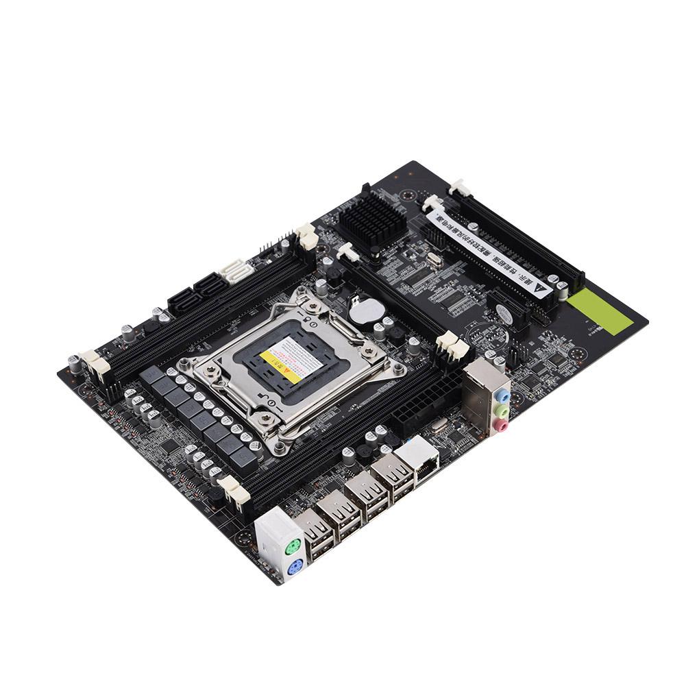 For-Intel-H61-X79-B250-X58-G31-LGA-2011-1155-DDR3-Motherboard-16x-PCIE-Mainboard miniature 23